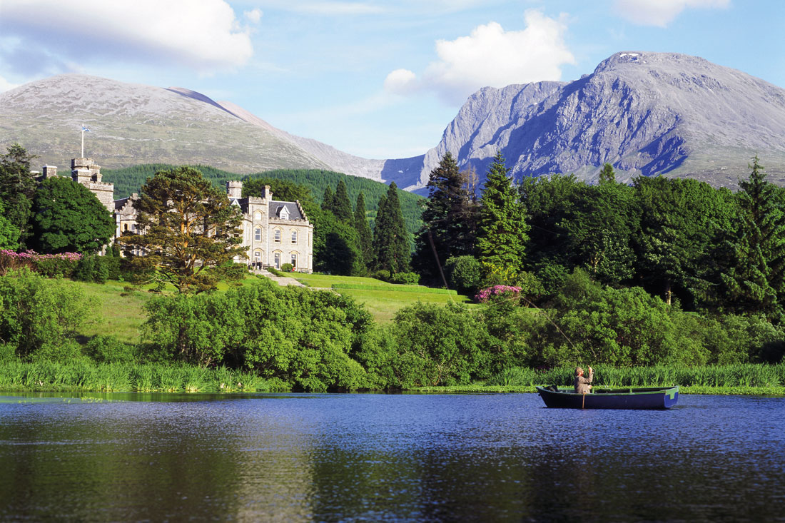 Inverlochy Castle, West Highlands