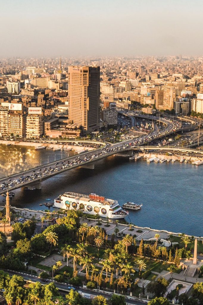 cruise down the nile