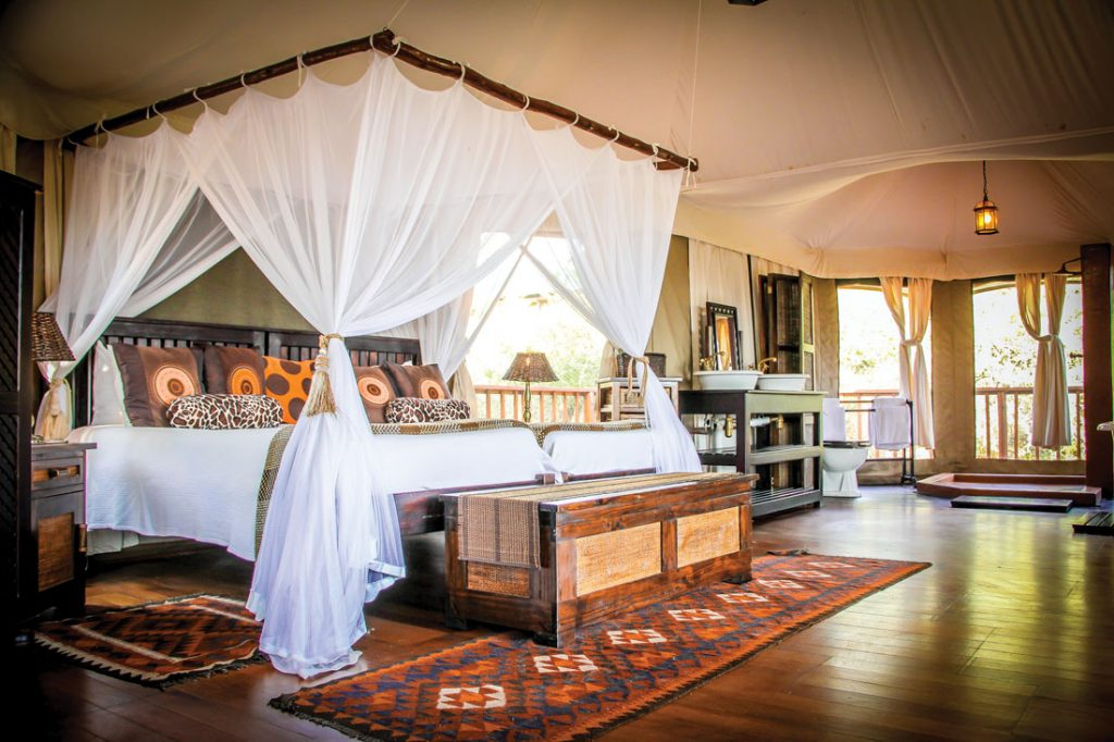Thula Thula Private Game Reserve in South Africa